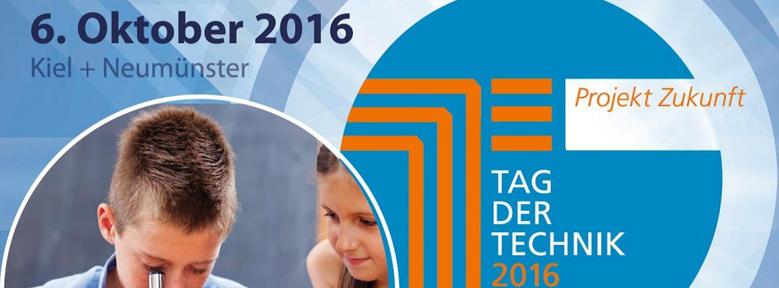 Rückblick: Tag der Technik am 6. Oktober 2016