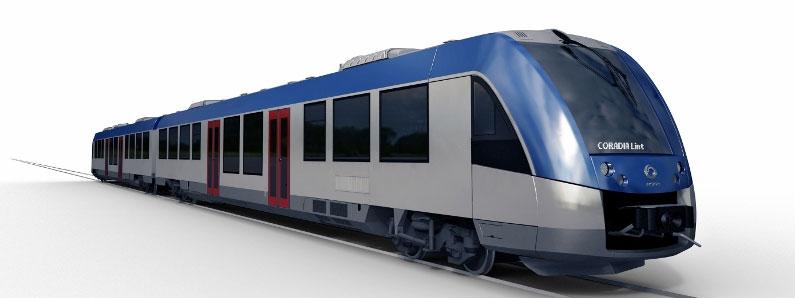Brennstoffzelle im Einsatz bei der Bahn
