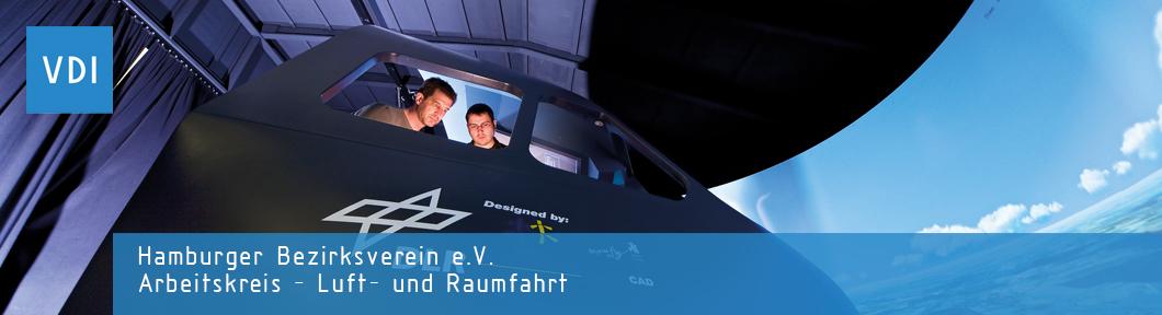 """Hamburger VDI-Arbeitskreis """"Luft- und Raumfahrt"""" unter neuer Leitung"""