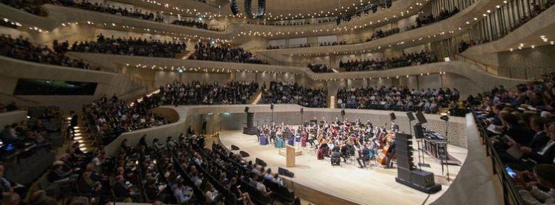 10 Jahre NAT-Jubiläum in der Elbphilharmonie