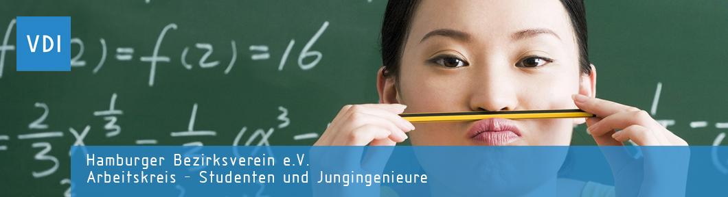"""Hamburger VDI-Arbeitskreis """"Studenten und Jungingenieure"""" unter neuer Leitung"""