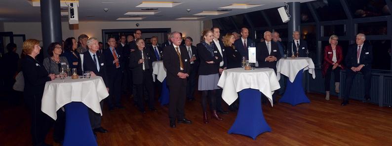 VDI Hamburg lud zum Neujahrsempfang