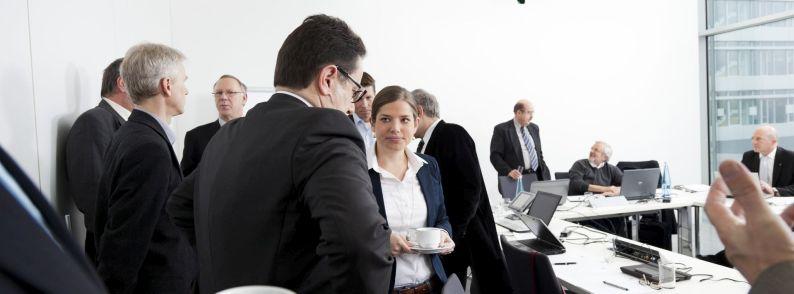 Vortrag des AK Bautechnik zum Thema BIM am 06.03.2018