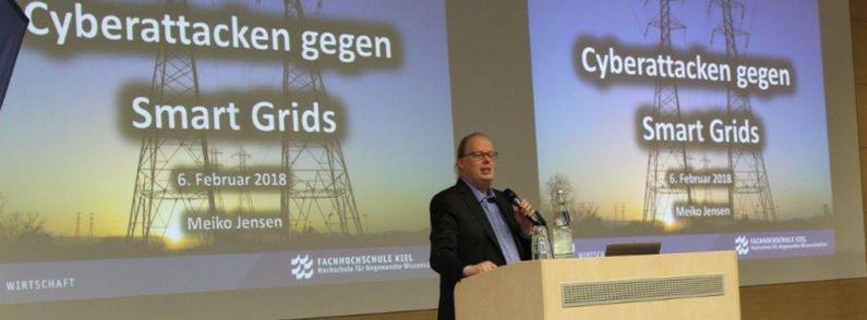 Blackout durch Cyberangriffe in Schleswig-Holstein?