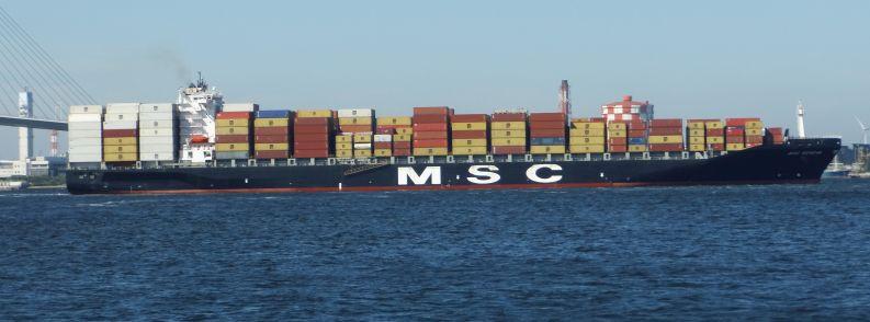 Steigerung der Energieeffizienz durch Schiffsverbreiterung