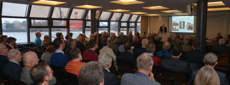 Mitgliederversammlung 2018 des VDI Hamburg