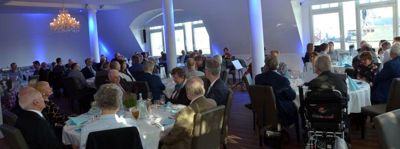 """Ehrung langjähriger VDI-Mitglieder und Verleihung """"Hamburger VDI-Preis"""" 2019"""